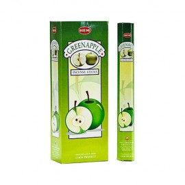 INCIENSO HEM GREEN APPLE (MANZANA VERDE)
